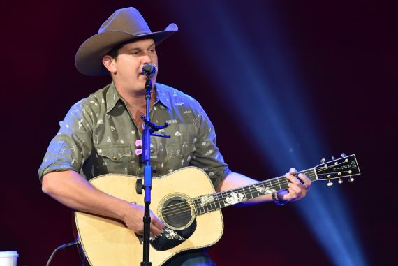 Jon Pardi; Photo by Aaron J. Thornton/Getty Images for RADIO.COM