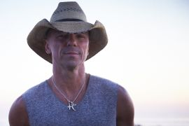 Kenny Chesney; Photo by Allister Ann