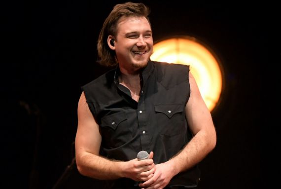Morgan Wallen; Photo by Jason Kempin/Getty Images for Country Music Hall of Fame and Museum