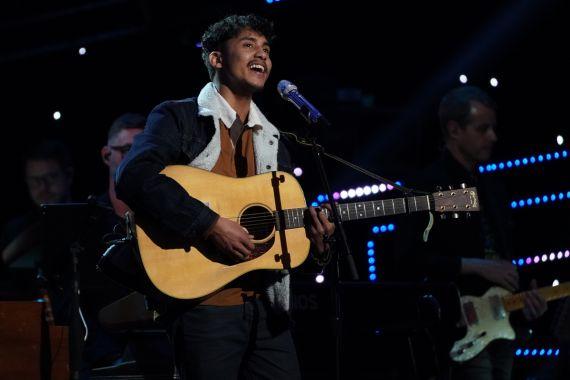 'American Idol' Contestant Arthur Gunn; Photo by Eric McCandless/ABC