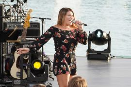 'American Idol' Contestant Makayla Brownlee; Photo by Karen Neal/ABC