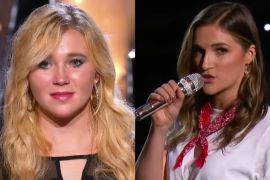'American Idol' Contestants Hannah Prestridge and Grace Leer; Courtesy of ABC