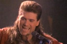 Billy Ray Cyrus; Photo via YouTube