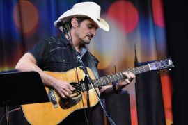 Brad Paisley; Photo by Rick Diamond/Getty Images for Outback Concerts