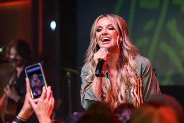 Carly Pearce; Photo by Terry Wyatt/Getty Images for Spotify