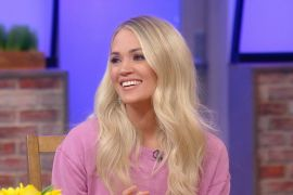 Carrie Underwood; Rachel Ray Show