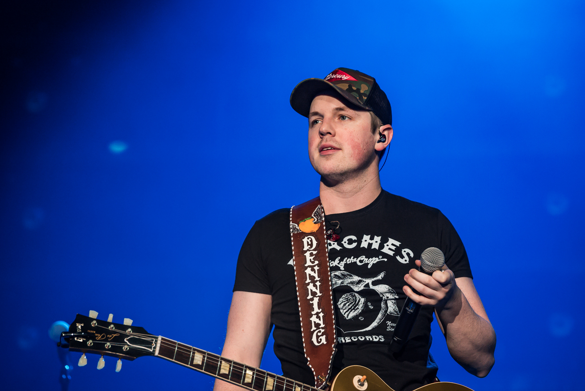 Travis Denning; Photo by Andrew Wendowski