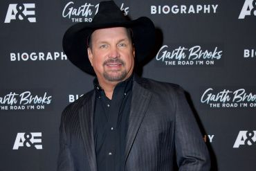 Garth Brooks; Photo by Michael Loccisano/Getty Images