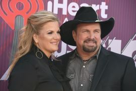 Trisha Yearwood, Garth Brooks; Photo by Frazer Harrison/Getty Images