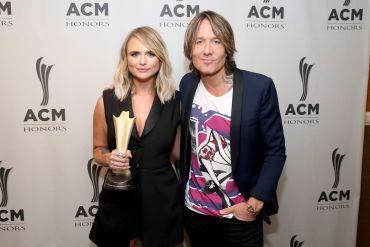 Miranda Lambert, Keith Urban; Photo by Terry Wyatt/Getty Images for Academy of Country Music