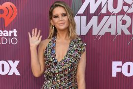 Maren Morris; Photo by Frazer Harrison/Getty Images