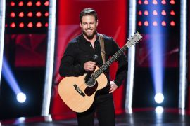NBC's 'The Voice' Contestant Cam Spinks; Photo by Mitchell Haddad/NBC