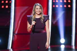 'The Voice' Contestant Kailey Abel; Photo by Mitchell Haddad/NBC