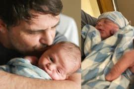 Rhett Akins' Son Brody James Akins; Photo Courtesy of Sonya Akins
