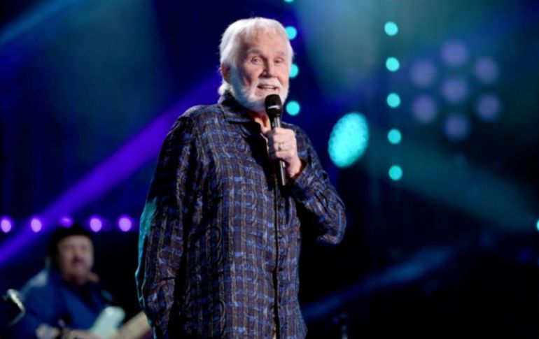 Kenny Rogers; Photo by John Shearer/Getty Images