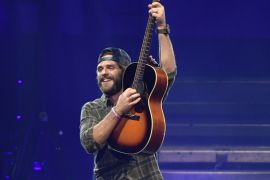Thomas Rhett; Photo by Jason Kempin/Getty Images