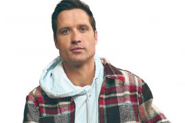 Walker Hayes; Photo by Robert Chavers