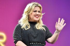 Kelly Clarkson; Photo by Theo Wargo/Getty Images for Global Citizen