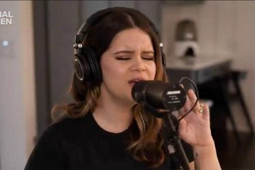 Maren Morris; Photo Courtesy One World Together At Home
