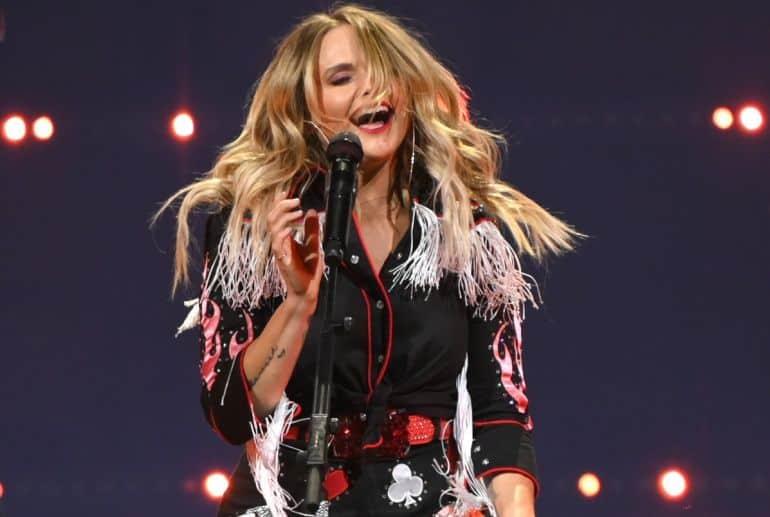 Miranda Lambert; Photo by Jason Kempin/Getty Images for Essential Broadcast Media