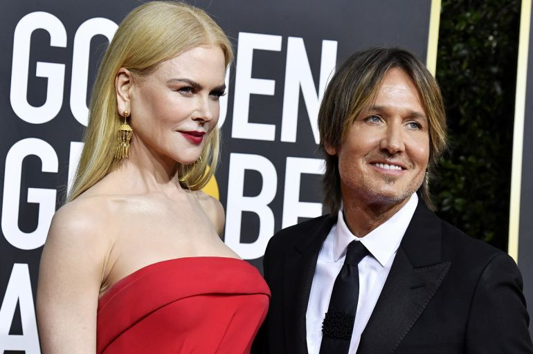 Nicole Kidman and Keith Urban; Photo by Frazer Harrison/Getty Images