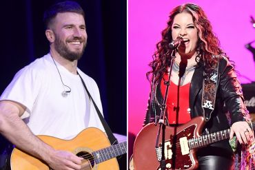 Sam Hunt; Photo by Jason Kempin/Getty Images, Ashley McBryde; Photo by Amy Sussman/Getty Images