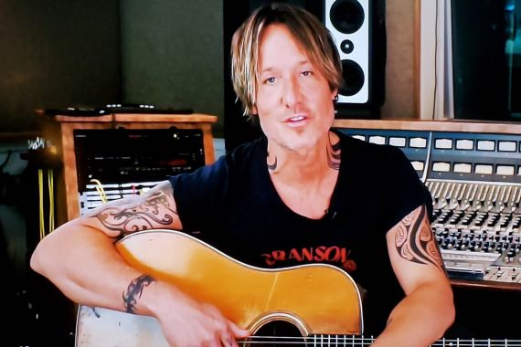 Keith Urban; Photo Courtesy of CBS/ACM Presents: Our Country