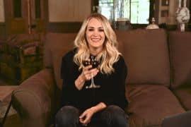 Carrie Underwood; Photo courtesy CBS