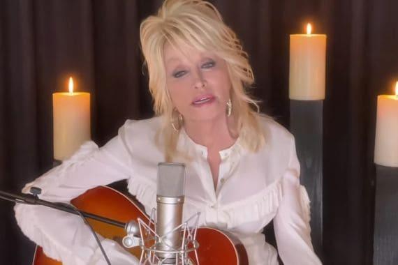Dolly Parton; Photo Courtesy CMT Giants