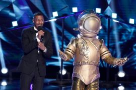 Astronaut on 'The Masked Singer;' Courtesy of FOX