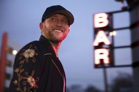 Cole Swindell Photo by Robby Klein