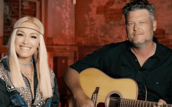 Gwen Stefani, Blake Shelton The Voice Finale
