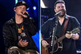 Kane Brown, Chris Young; Photos by Andrew Wendowski