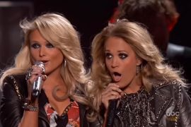 Miranda Lambert, Carrie Underwood