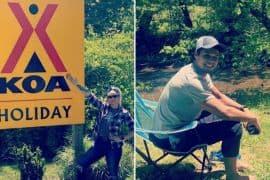 Miranda Lambert and Brendan McLoughlin; Photos via Instagram