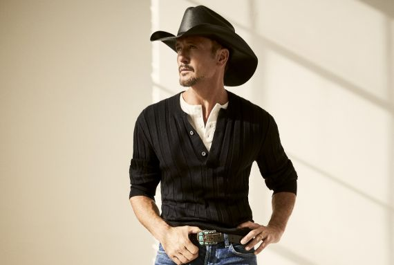 Tim McGraw; Photo by D Needleman