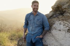 Brett Young; Photo By Riker Brothers