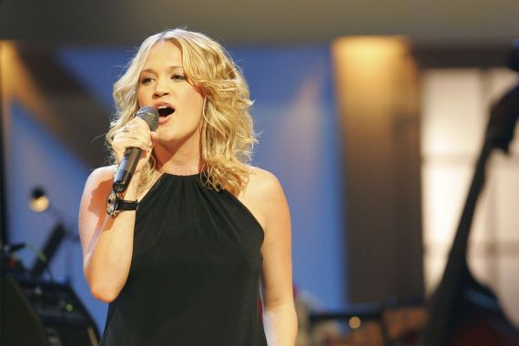 Carrie Underwood; Photo Courtesy Grand Ole Opry