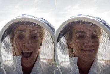 Carrie Undewood Beekeeping