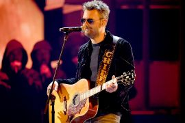 Eric Church; Photo by Kevin Winter/Getty Images