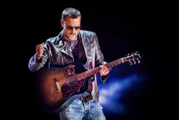Eric Church; Photo by Anthony D'Angio