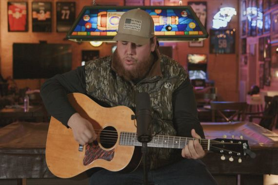 Luke Combs; Photo Courtesy of CMT