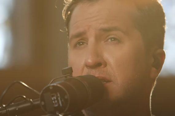 Luke Bryan; Photo Courtesy of NBC