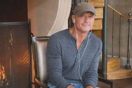 Tim McGraw; Photo Courtesy of CMT