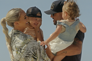 Jason Aldean and Family