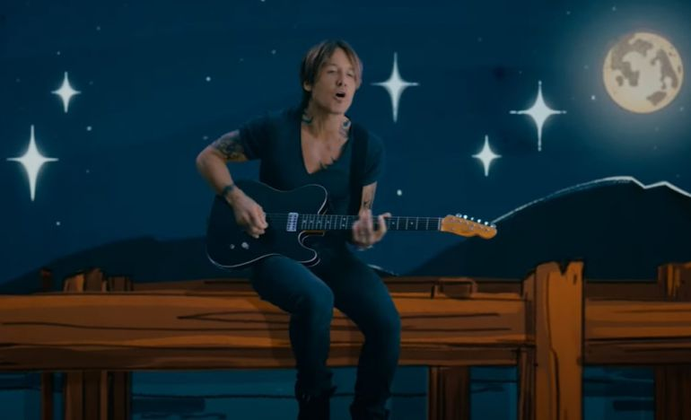 Keith Urban Ready To Fly With New Song, 'Superman' - Country Now