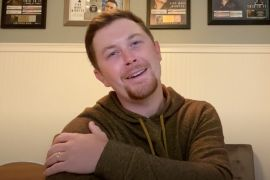 Scotty McCreery; Photo Courtesy of CMA Summer Stay-Cay YouTube Livestream