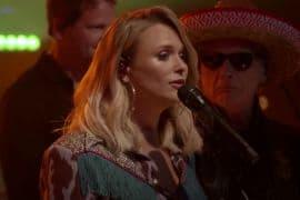 Miranda Lambert; Photo Courtesy of YouTube
